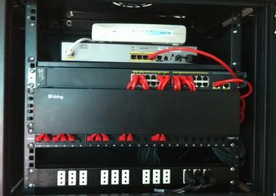 Instalación de redes y cableado estructurado