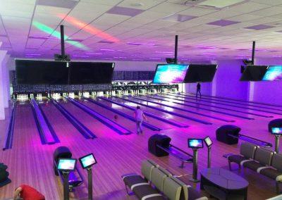 Instalación y habilitación de Red de Datos – Bowling Espacio OX