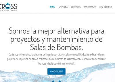 Sitio web – Macross.cl – Tecnología en aguas