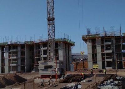 Ejecución eléctrica proyecto Suma Qamaña – Constructora ACL – Alto Hospicio